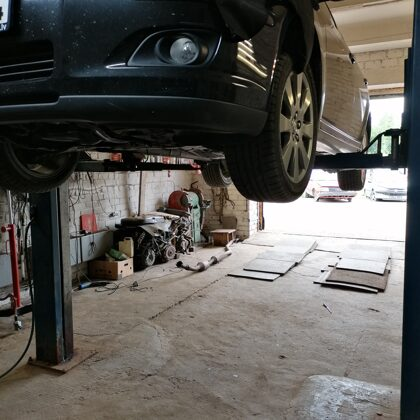 Toyota Avensis dpf tīrīšana ar filtra demontāžu
